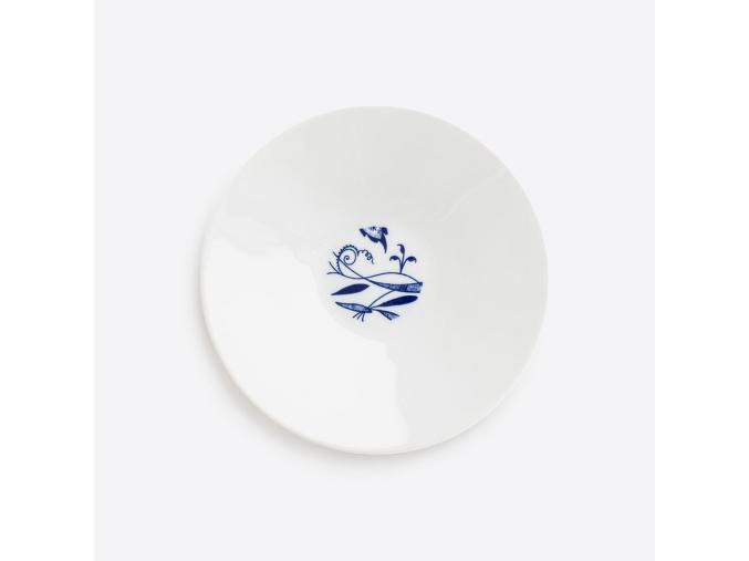 Dezertní talíř Kobalt