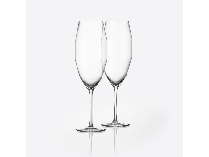 Sklenice Decci na šampaňské 2ks