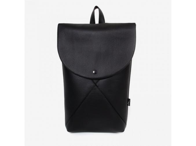 Městský ruksak - z koženky