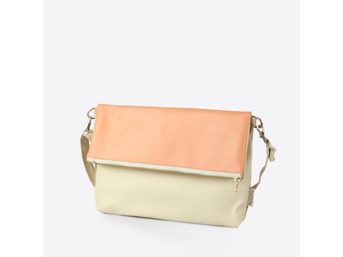 mumray Fold bag apricot 01