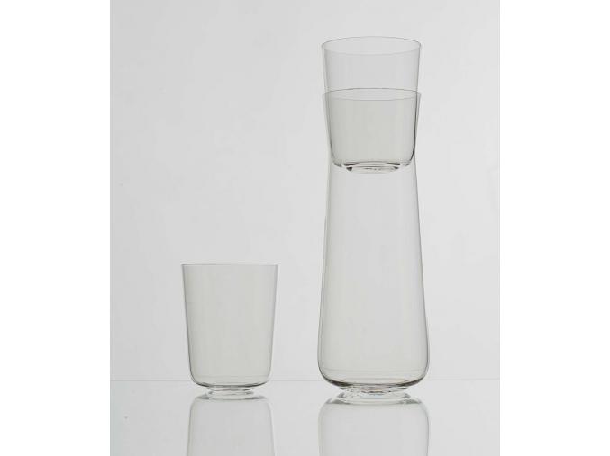 Ondine karafa a 2 sklenice