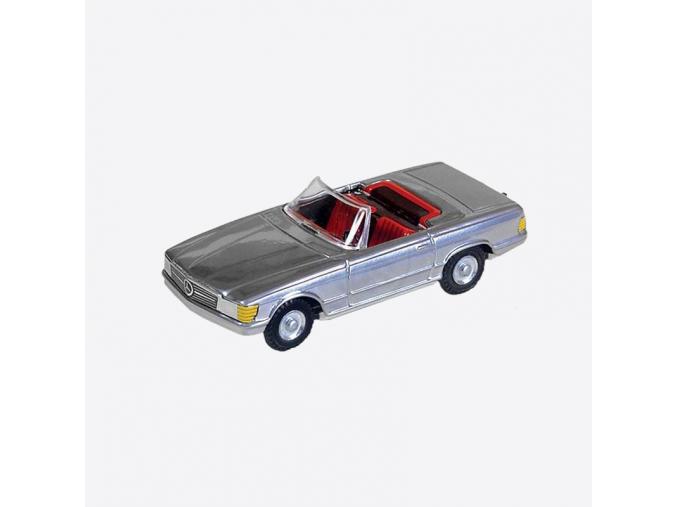 KOVAP mercedes cabrio stribrny 01
