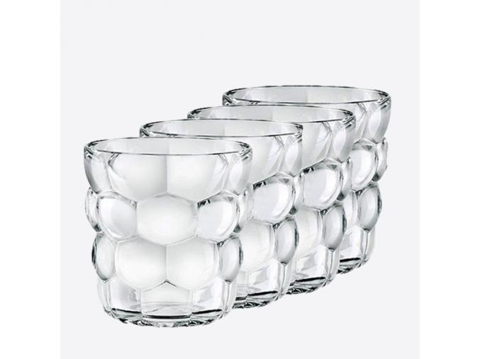 4212 1 nachtmann pollag sklenice na vodu bubbles 01 4ks upr