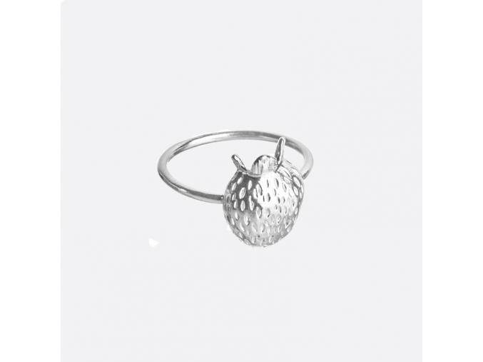 Prsten silver