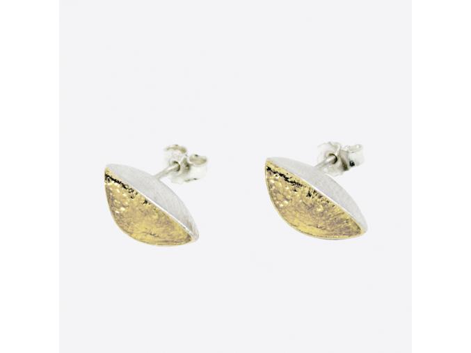 Nastassia Aleinikava Earrings LURE 003G 01