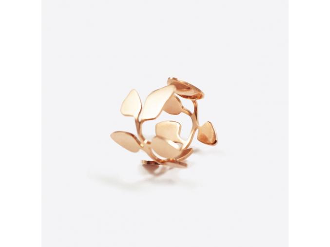 Zemanová vavrin prsten zlacene 03