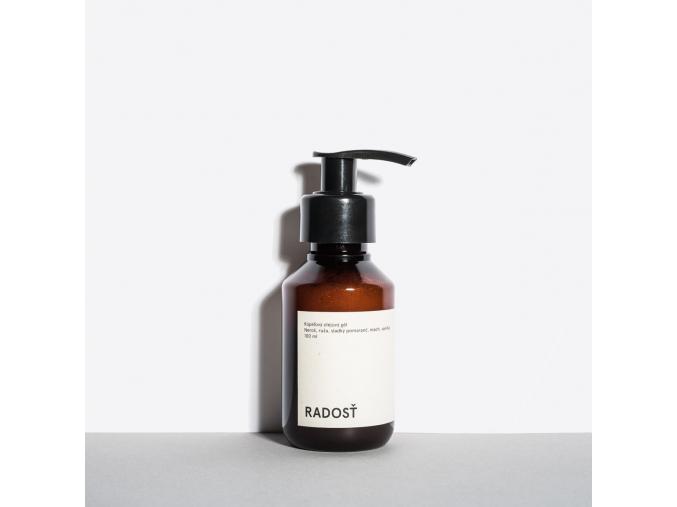 MYLO Koupelový olejový gel Radost 01