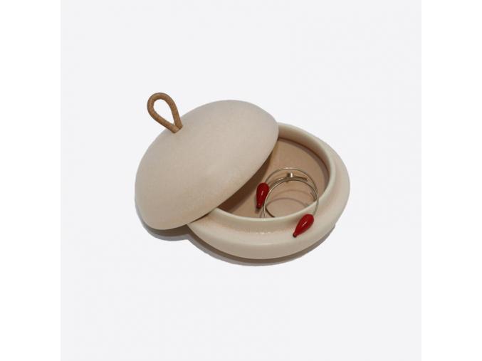 CD šperk růžová1