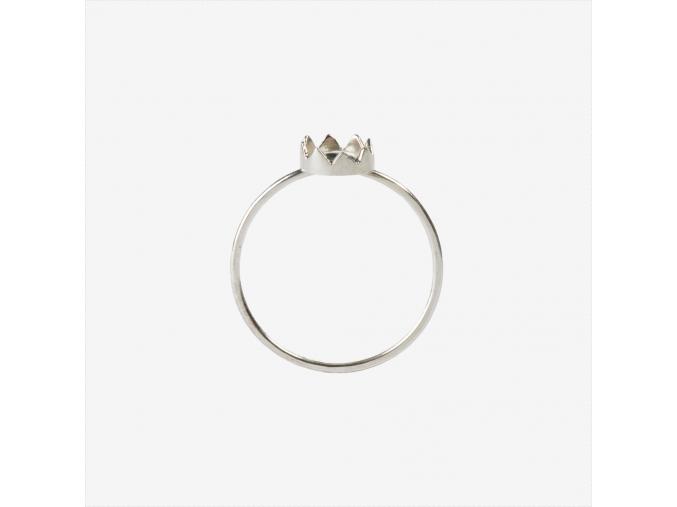 Korunka prsten