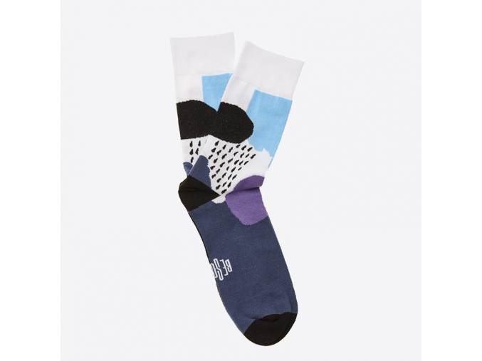 Ponožky Rain 1 - modré