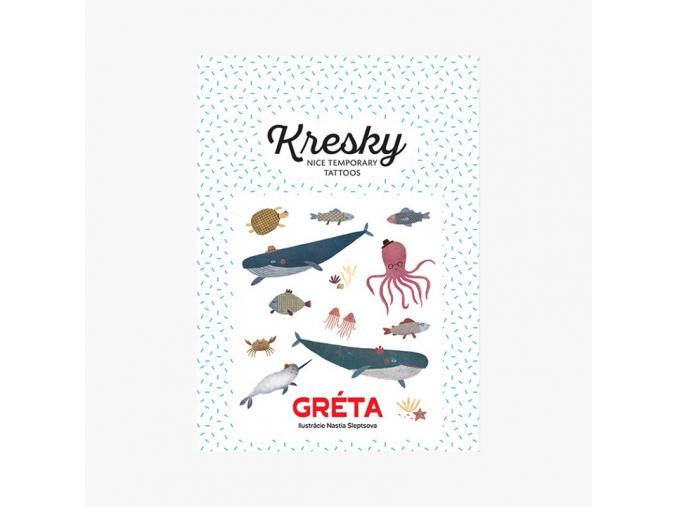 Tetovačky Gréta Kresky