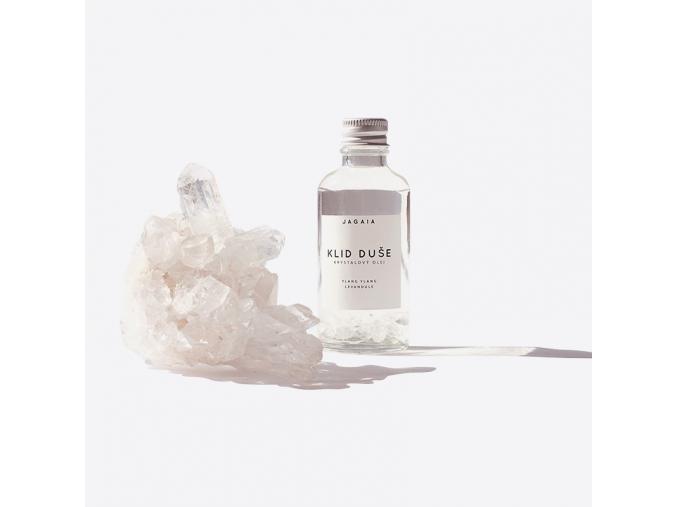 Klid duše - krystalový olej