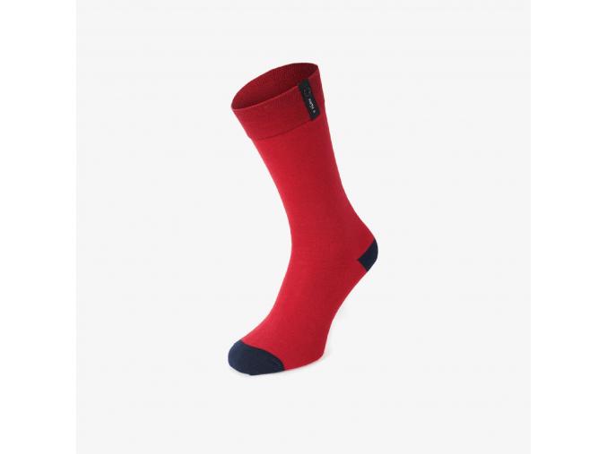 Nerozlučné ponožky - RED LINES