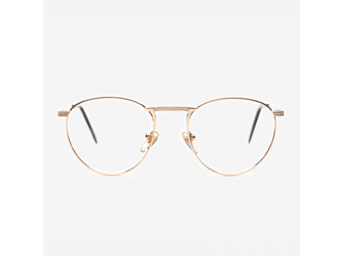 Brýle 121 Crown Gold Nose