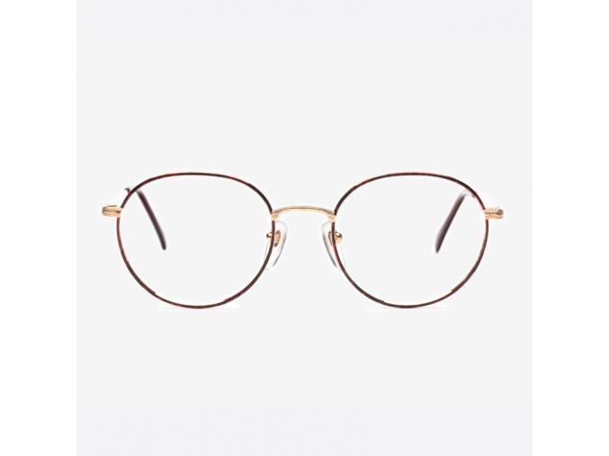 Brýle 131 Charmant Gold Titanium