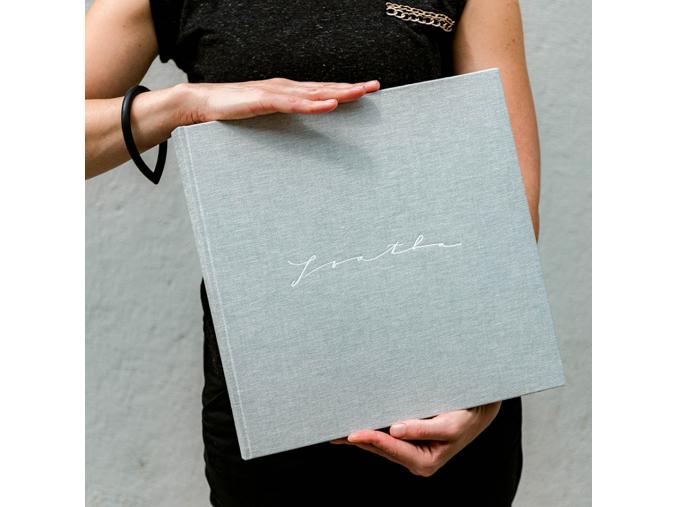 Svatební album – režné