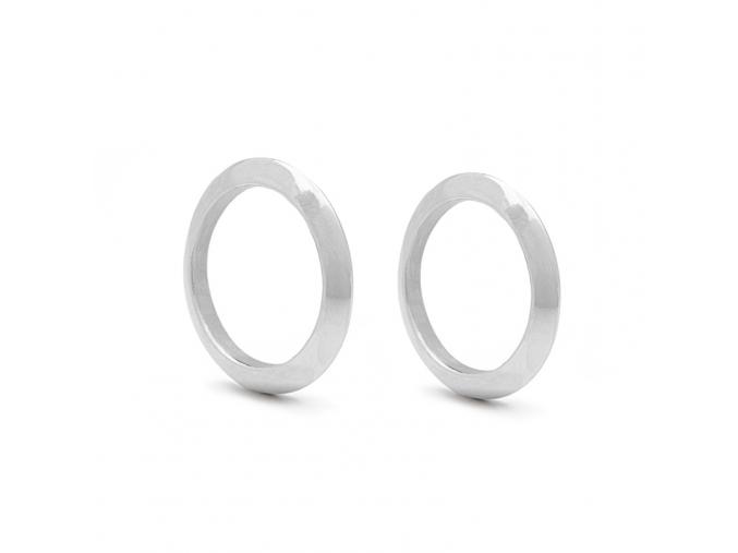 Snubní prsteny Kombinace 1