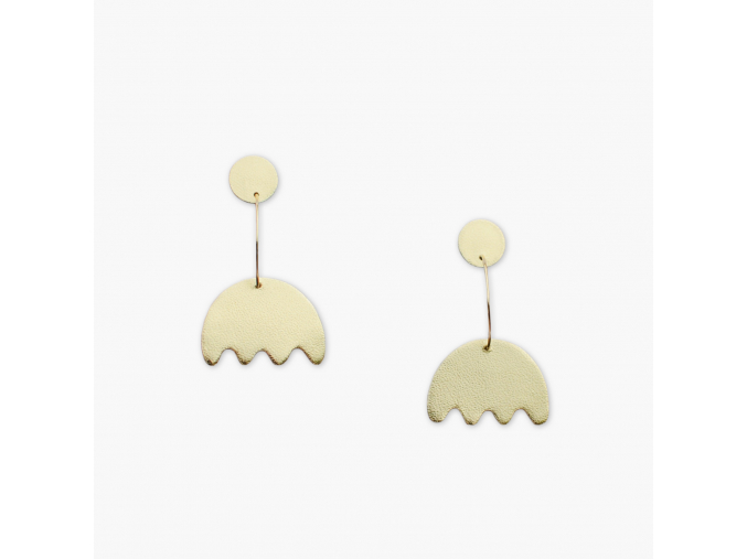 BENU MADE Izabela abstract earrings 1