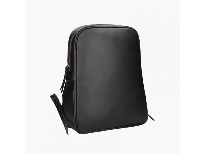 Kožený batoh EGG tmavě hnědý