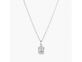 Nastassia Aleinikava mementomori neck M silver