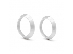 Snubní prsteny Kombinace 3