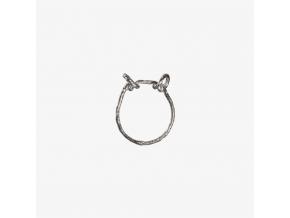 Tordovaný prsten IX
