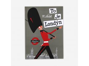 To je Londýn