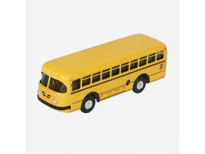 Autobus spohonem na klíč