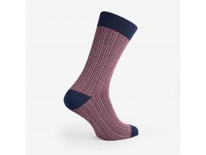 Nerozlučné ponožky - MAROON FRIDAY