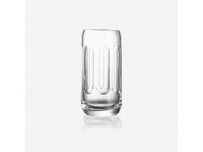Pivní sklenice malá - fazety