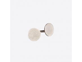Naušnice kolečka (Ag 925/1000)