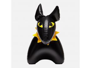 Pes Bulík - černý