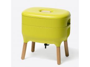 Komposter zeleny 01