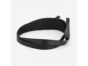 Kožený pásek Twist Belt