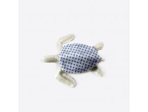 Minka prsten zelva modra 01