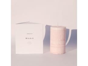 Jagaia Miluji svíčka 04