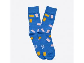 Ponožky Pixels