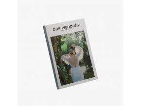 """Svatební plánovač """"Our wedding"""""""
