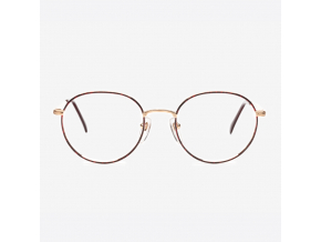Brýle 130 Charmant Gold Titanium