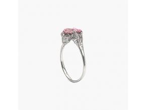 Prsten s kameny rubíny Adéla Schicker