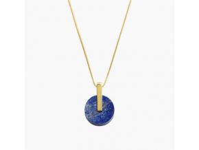 Adamantine náhrdelník lapis METAFORMI