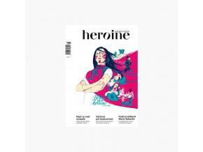 Heroine #5 Partners media