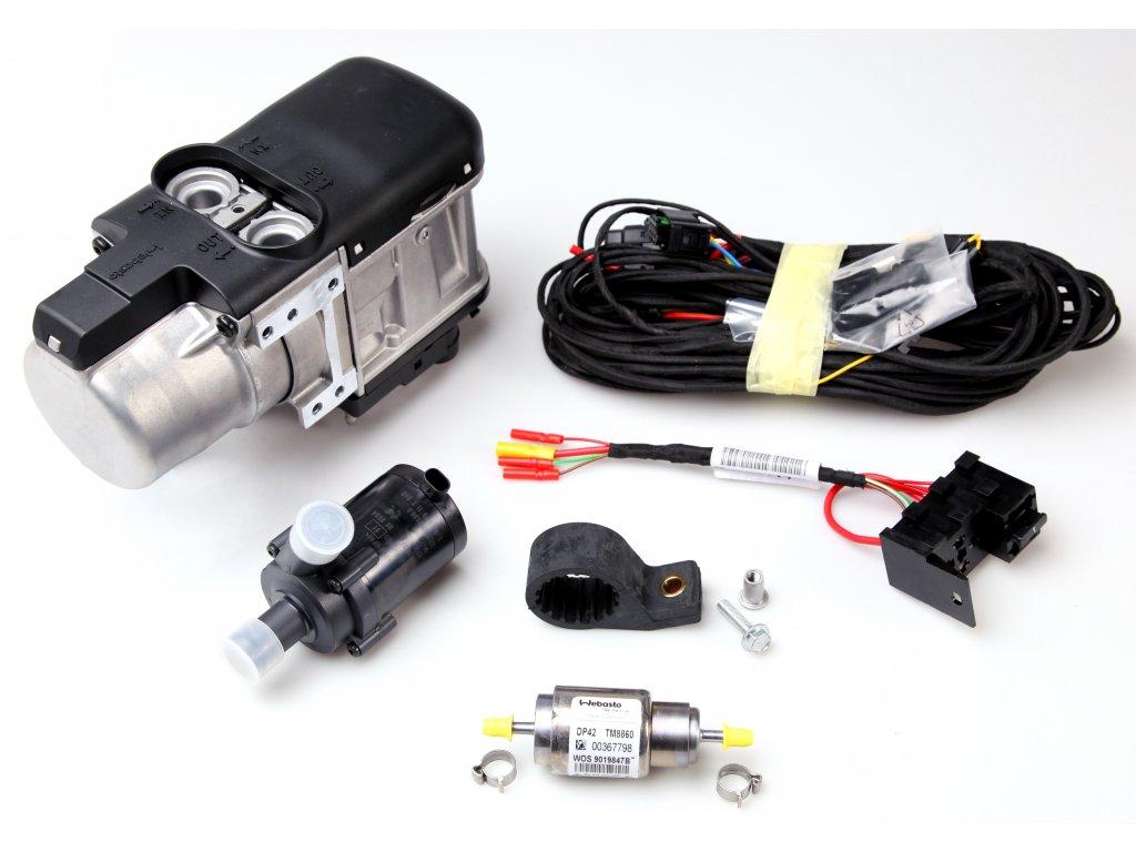 Kúrenie Thermo Top EVO 5+ diesel