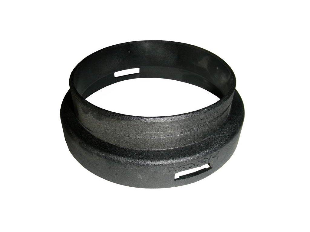 Adaptér d90/D80 na kúrenie (vzduch)