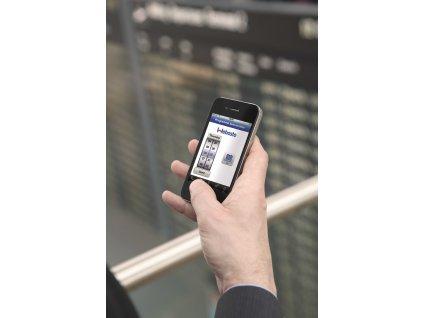 Diaľkové ovládanie GSM TC4 Entry