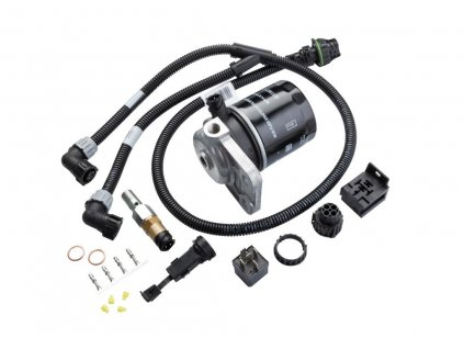 Palivový filter komplet (model 2006) s ohrevom paliva