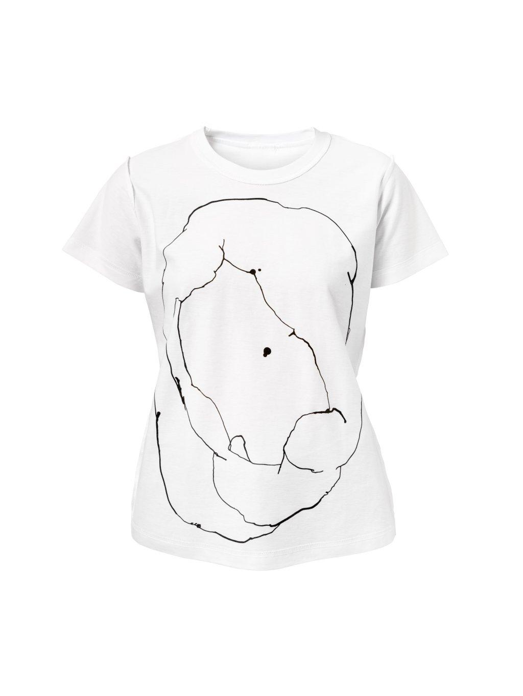 Charitativní tričko NADOTEK dámské motiv 3