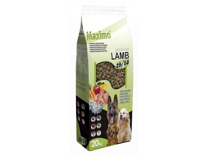 Maximo Lamb and Rice