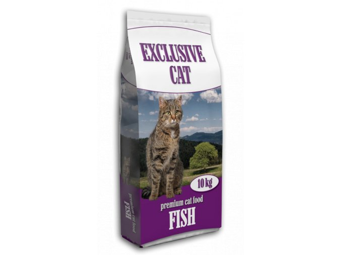 Exclusive Cat Ryba 10kg