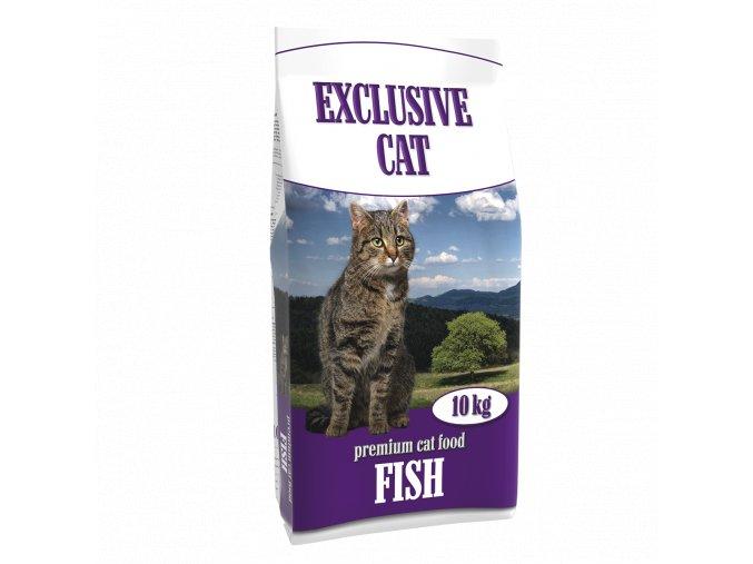 Exclusive Cat Ryba 10kg